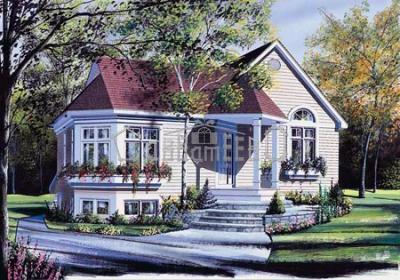 Дома в авангардном стиле