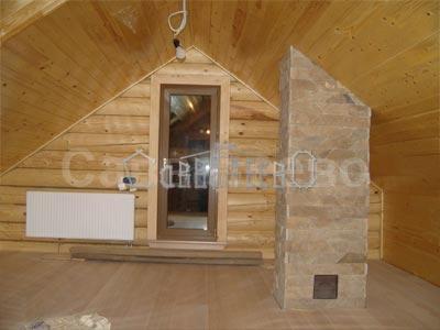 Дымоходы в деревянном доме