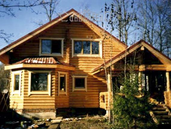 Дом из бревна О-202