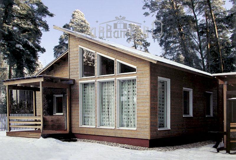 Дом из бруса ОД-01